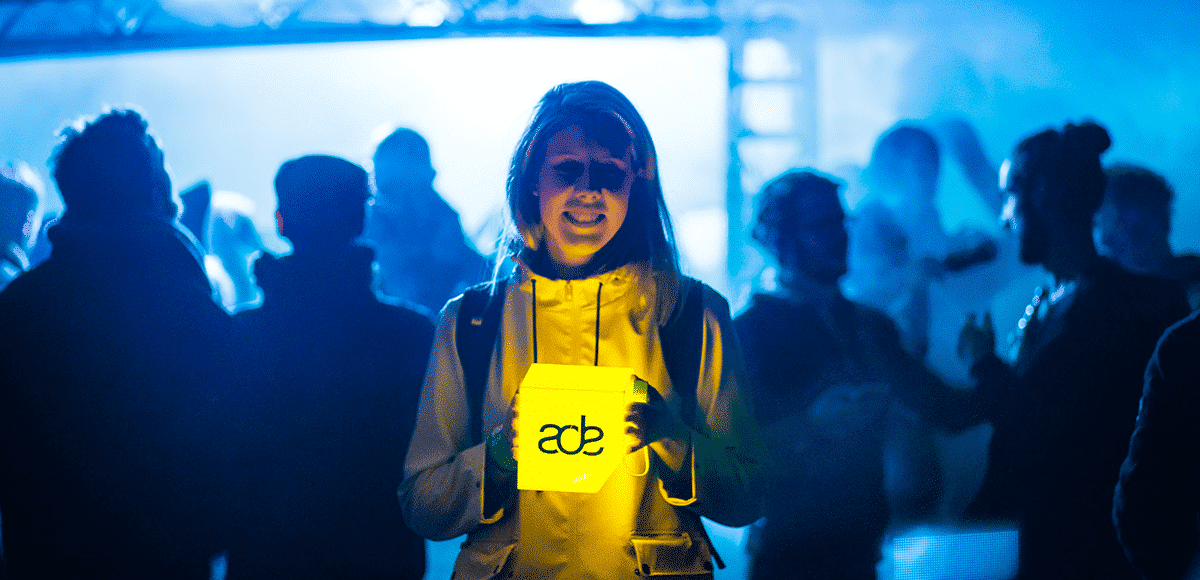 Taxi ADE Amsterdam Dance Event