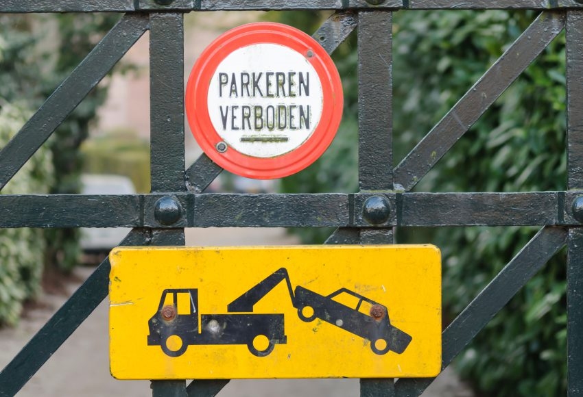 Parking in Amsterdam expensive when possible scaled