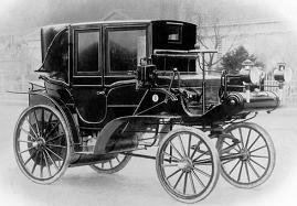 Staxi Daimler Victoria Taxicab